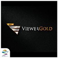 Viewer Gold, Logo e Identidade, Marketing & Comunicação