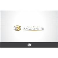 Clínica Zago Xavier, Logo e Identidade, Computador & Internet