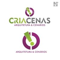 CriaCenas, Logo e Identidade, Computador & Internet