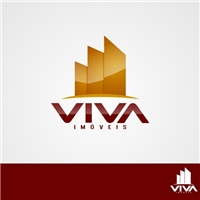 VIVA IMOVEIS, Logo e Identidade, Construção & Engenharia