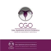 CENTRO DE GINECOLOGIA E OBSTETRICIA- CGO, Logo e Identidade, Saúde & Nutrição