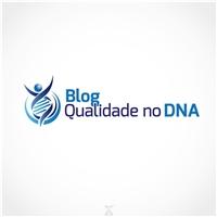 Blog Qualidade no DNA, Logo e Identidade, Consultoria de Negócios