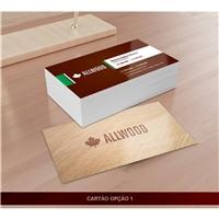 allwood, Logo e Identidade, Computador & Internet