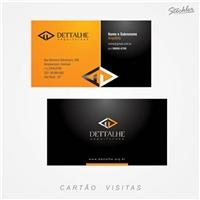 Dettalhe Arquitetura, Logo e Identidade, Computador & Internet