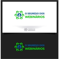 O Segredo dos Webinários, Logo e Identidade, Computador & Internet