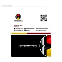 OPERATRIX, Logo e Identidade, Metal & Energia