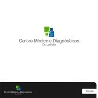 Centro Médico e Diagnósticos - Dr. Laércio, Logo e Identidade, Saúde & Nutrição