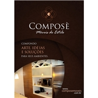 Folder Composè, Peças Gráficas e Publicidade, Decoração & Mobília