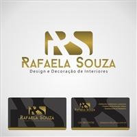 Rafaela Souza, Logo e Identidade, Decoração & Mobília