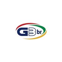 G3br ou g3 br, Logo e Identidade, Construção & Engenharia