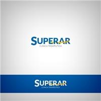 Superar - Clínica Terapêutica, Logo e Identidade, Saúde & Nutrição
