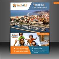 Rent4All, Peças Gráficas e Publicidade, Viagens & Lazer