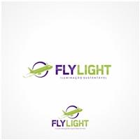 FlyLight, Logo e Identidade, Alta Tecnologia na área aviaçao
