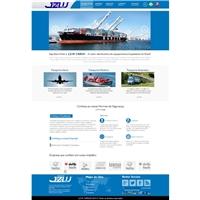 J.Z.W. CARGO, Web e Digital, Logística, Entrega & Armazenamento