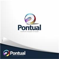 Pontual Comunicaçao Visual, Logo e Identidade, Marketing & Comunicação