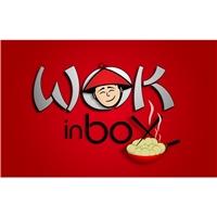WOK IN BOX, Logo e Identidade, Alimentos & Bebidas