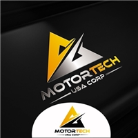 Motortech USA Corp, Logo e Identidade, Automotivo