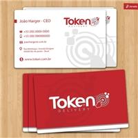 Token Delivery, Logo e Identidade, Consultoria de Negócios
