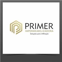 IMPERMEABILIZADORA PRIMER, Logo e Identidade, Construção & Engenharia