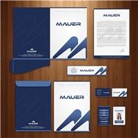 PAPELARIA MAUER, Logo e Identidade, Automotivo