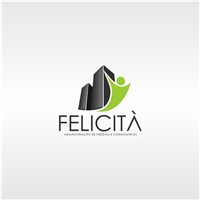 FELICITA, Logo e Identidade, Imóveis