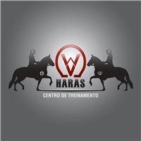 centro de treinamento e haras wv ou cte e haras wv, Logo e Identidade, Metal & Energia