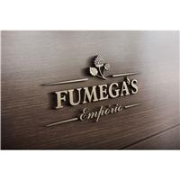 Empório Fumega's, Logo e Identidade, Alimentos & Bebidas
