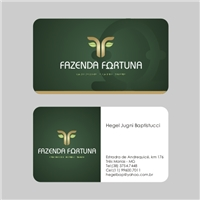 Fazenda Fortuna, Logo e Identidade, Metal & Energia