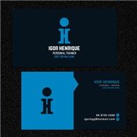 Igor Henrque, Logo e Identidade, Saúde & Nutrição