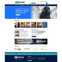LAVANDERIA SIMAO, Web e Digital, Limpeza & Serviço para o lar