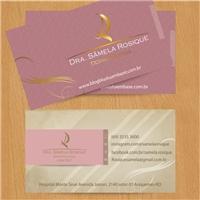 Sâmela Rosique- Dermatologia, Logo e Identidade, Saúde & Nutrição