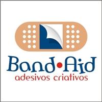 Band-Aid adesivos criativos, Logo e Identidade, Marketing & Comunicação