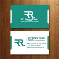 Consultório Odontológico Drª Renata Rafael, Logo e Identidade, Consultoria de Negócios