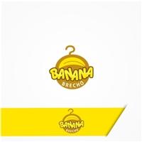 Banana Brechó, Logo e Identidade, Computador & Internet