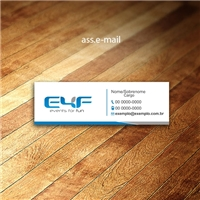 E4F - Events for Fun, Logo e Identidade, Planejamento de Eventos e Festas