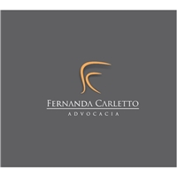FERNANDA CARLETTO ADVOCACIA, Logo e Identidade, Advocacia e Direito