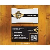 TRIUMPHO, Logo e Identidade, Segurança & Vigilância