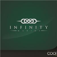 INFINITY MARINE, Logo e Identidade, Automotivo