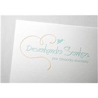 Desenhando Sonhos por amanda monteiro, Logo e Identidade, Planejamento de Eventos e Festas