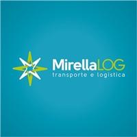 Mirella LOG, Logo e Identidade, Logística, Entrega & Armazenamento