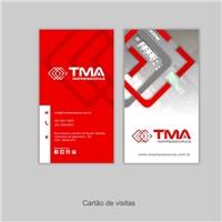 TMA IMPRESSORAS, Logo e Identidade, Computador & Internet