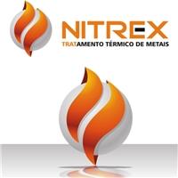 Nitrex - Tratamento Térmico de Metais, Logo e Identidade, Metal & Energia