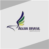 AGUIA BRASIL SERVIÇOS, Logo e Identidade, Segurança & Vigilância