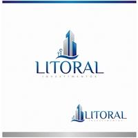 Litoral Investimentos, Logo e Identidade, Consultoria de Negócios