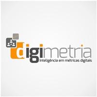 Digimetria, Logo e Identidade, Consultoria de Negócios