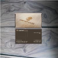 Confort House, Logo e Identidade, Decoração & Mobília
