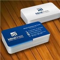 Ideal Inox - Guarda-Corpo e Corrimao, Logo e Identidade, Construção & Engenharia