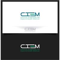 CIEM - Clínica Integrada de Especialidades Médicas, Logo e Identidade, Saúde & Nutrição