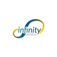 infiniti soluçoes & oportunidades, Logo e Identidade, Contabilidade & Finanças