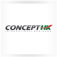 CONCEPT HK INTERNATIONAL BUSINESS, Logo e Identidade, Logística, Entrega & Armazenamento